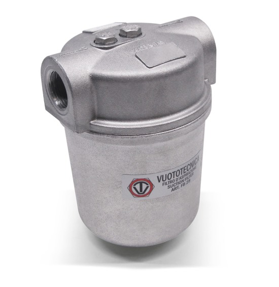 New FB28 suction filter with metal cartridge