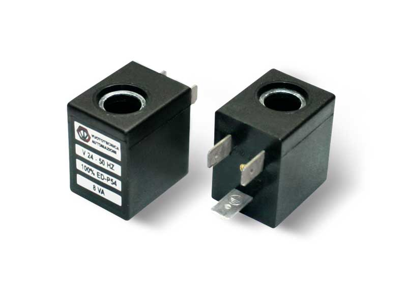Solenoid valve accessories and spare parts - Electric coils