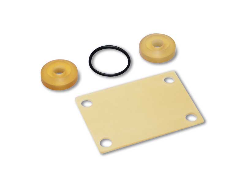 Solenoid valve accessories and spare parts - Valve and solenoid valve pilot seal and membrane kit
