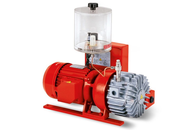 Vacuum pumps VTLP 10/F,15/F and 20/F, with disposable lubrication