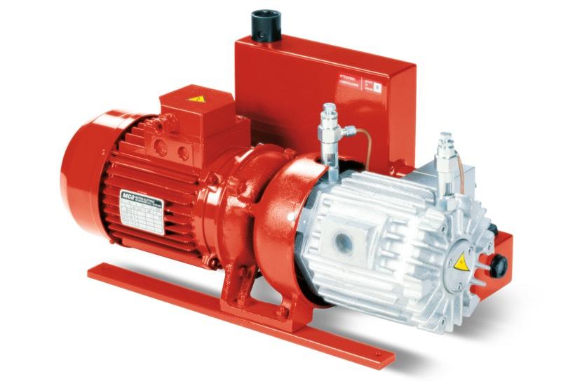 Vacuum pumps VTL 25/FG, 30/FG and 35/FG