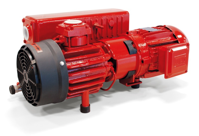 Oil-bath vacuum pump RVP 40