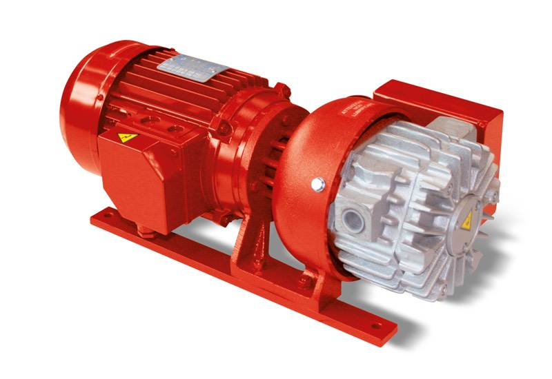 Dry vacuum pumps VTS 10/FG, 15/FG and 20/FG