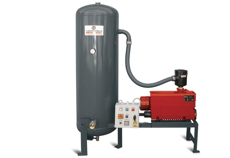 Vertical pumpsets DV 500V ... and DV 1000V ...