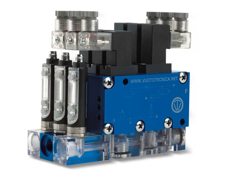 Multi-stage, multi-function and modular intermediate vacuum modules series mi – general information