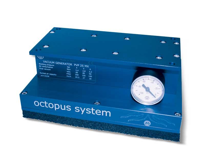 OCTOPUS vacuum gripping system
