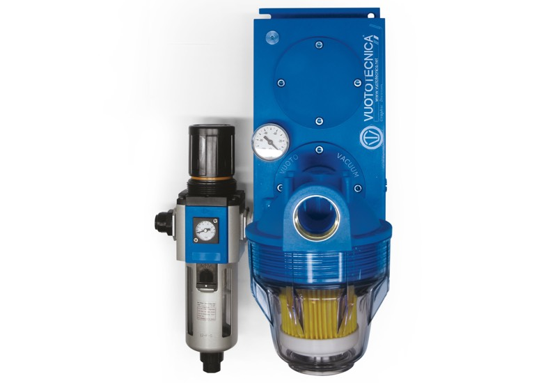 Pneumatic suction pumps PA