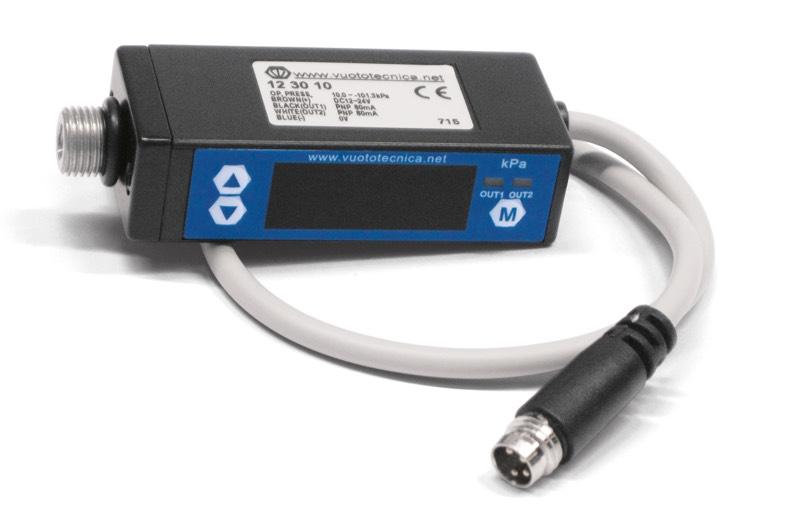 Digital vacuum switches