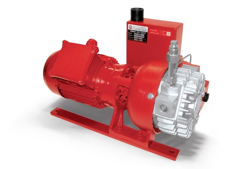 Vacuum pumps VTL 10/FG, 15/FG and 20/FG