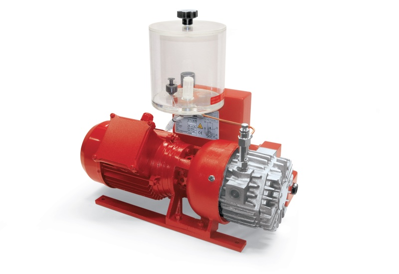 Vacuum pumps VTLP 10/FG, 15/FG and 20/FG, with disposable lubrication