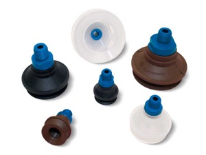 reinforced bellows suction pads